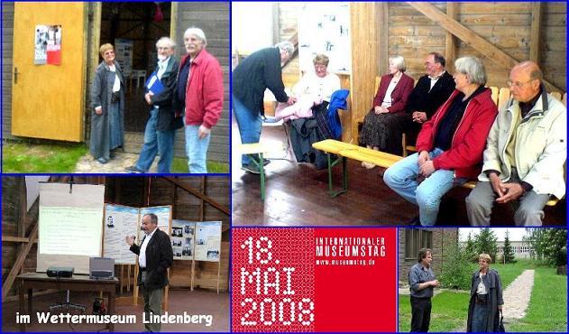 Impressionen vom Museumstag 2008