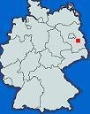 Lage von Lindenberg im Landkreis Oder-Spree