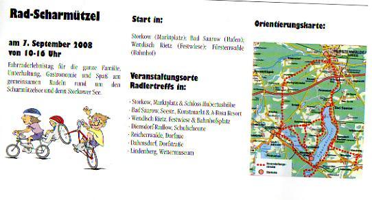 Ausriss Mitteilungsblatt Kreissportbund Oder-Spree