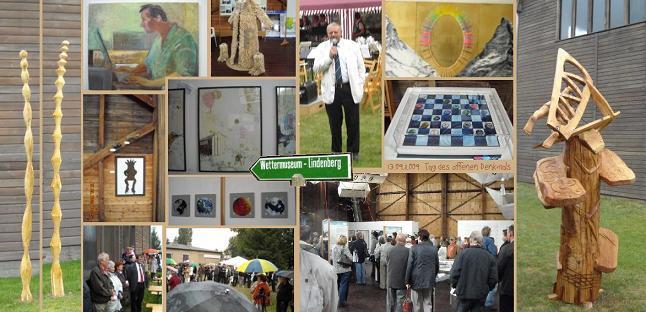 Impressionen vom Tag des offenen Denkmals 2009 und Pleinairabschluss ...