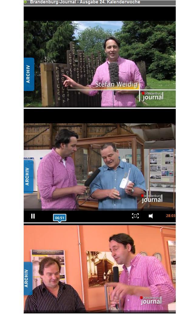 Screenshots PTV Fernsehen