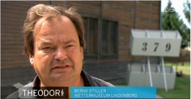 Screenshot RBB Sendung